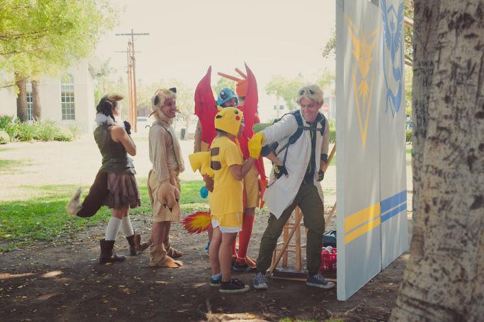 Romeo & Juliet & Pokéman Go!